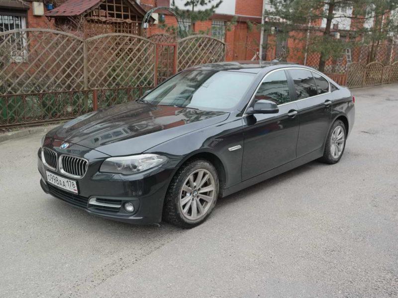 BMW 5 - фото 2