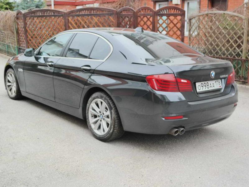 BMW 5 - фото 4