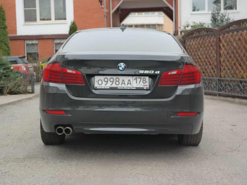 BMW 5 - фото 5