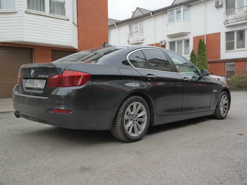 BMW 5 - фото 6