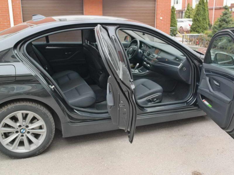 BMW 5 - фото 9