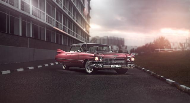 Cadillac Eldorado 1959 - фото 1