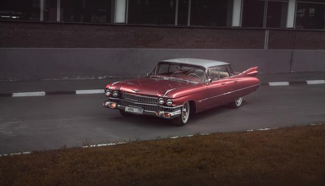Cadillac Eldorado 1959 - фото 2
