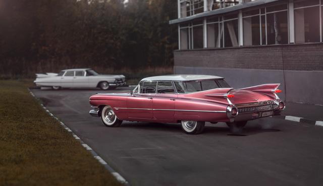 Cadillac Eldorado 1959 - фото 3