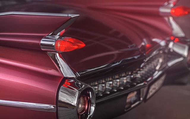 Cadillac Eldorado 1959 - фото 4