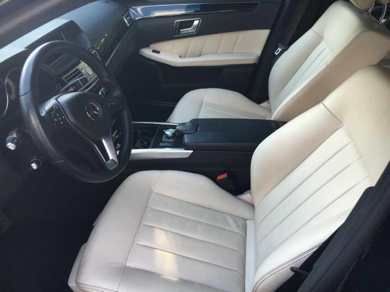 Mercedes W212 — Black - фото 9
