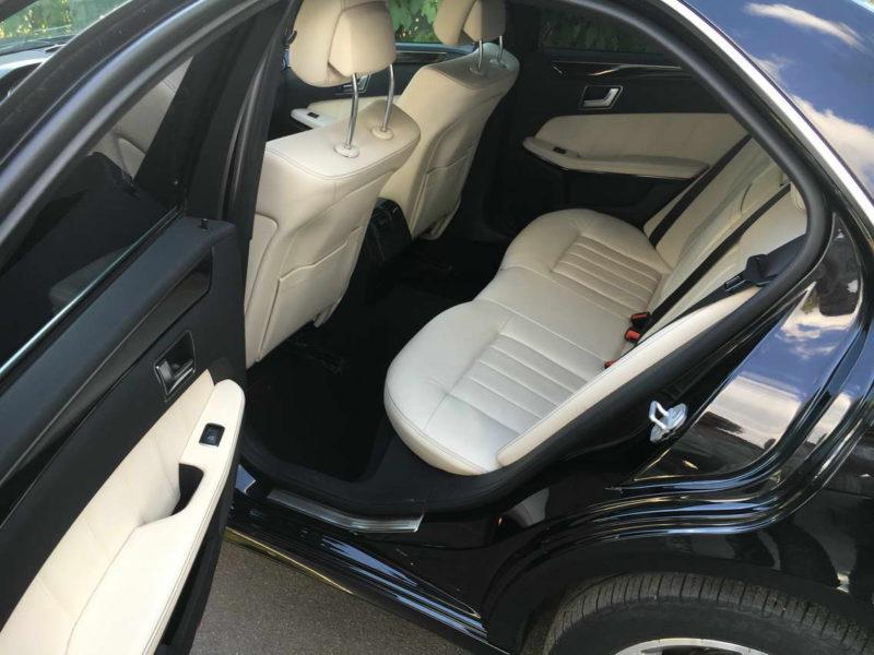 Mercedes W212 — Black - фото 6