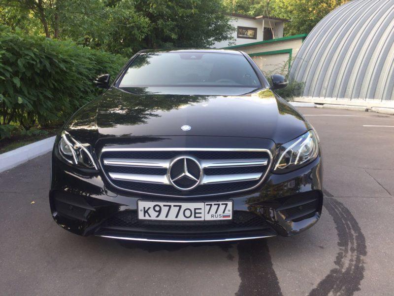 Mercedes W213 - фото 4