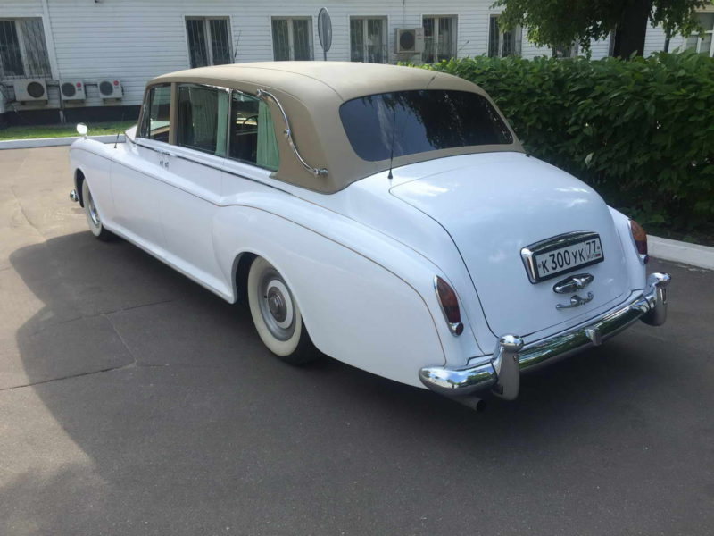 Rolls Royce Phantom 1964 - фото 7