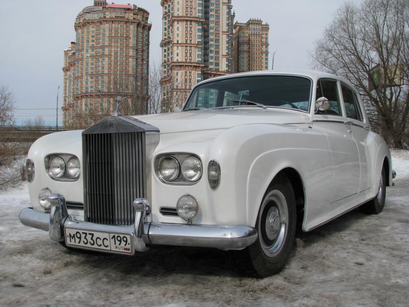 Rolls Royce Silver Cloud 3 - фото 3