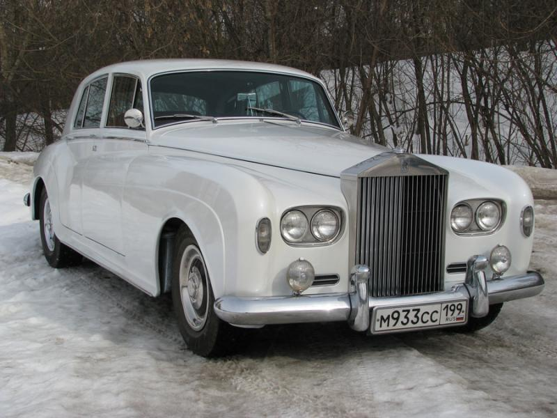 Rolls Royce Silver Cloud 3 - фото 4