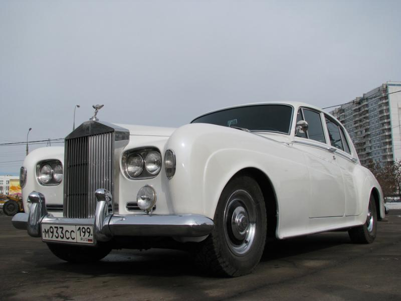 Rolls Royce Silver Cloud 3 - фото 6