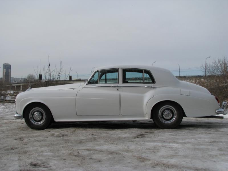 Rolls Royce Silver Cloud 3 - фото 7