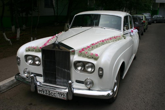Rolls Royce Silver Cloud 3 - фото 8