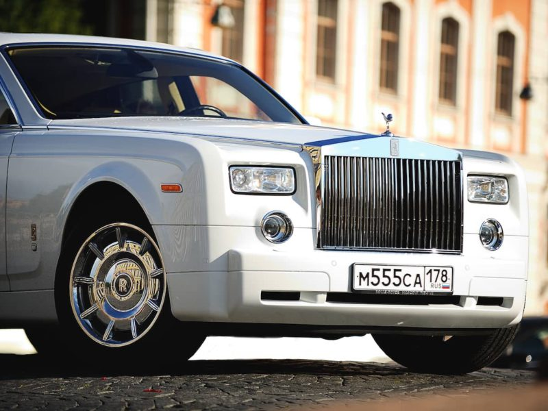 Rolls-Royce Phantom - фото 2