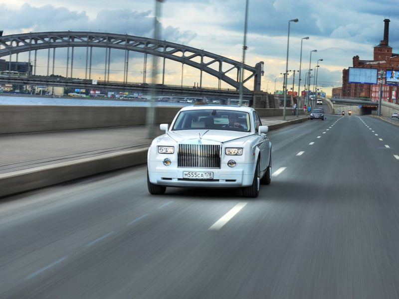 Rolls-Royce Phantom - фото 6