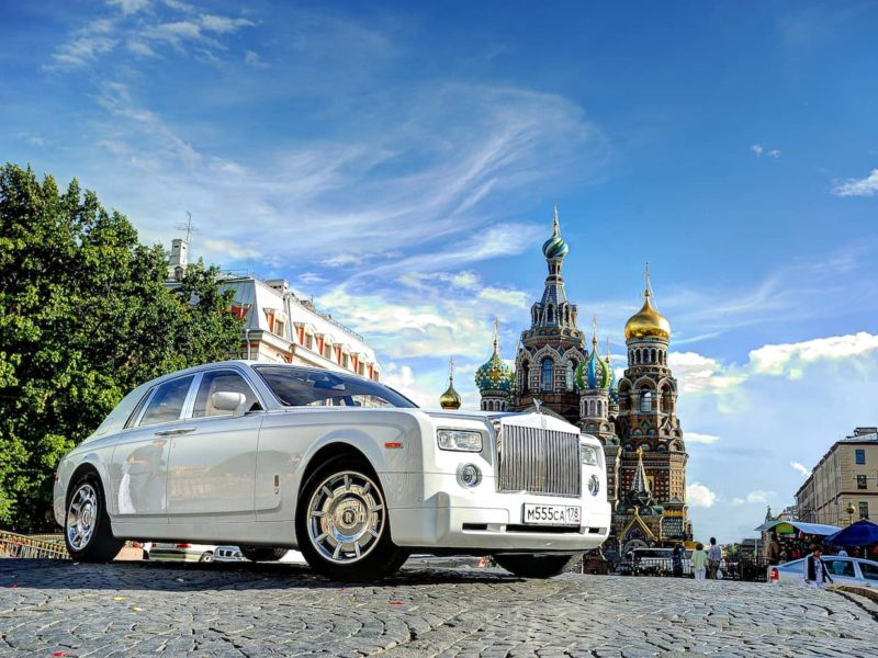 Rolls-Royce Phantom - фото 7