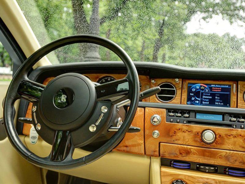 Rolls-Royce Phantom - фото 8