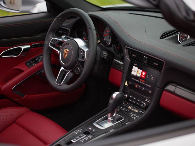 Porsche Carrera 4S Cabriolet - фото 5