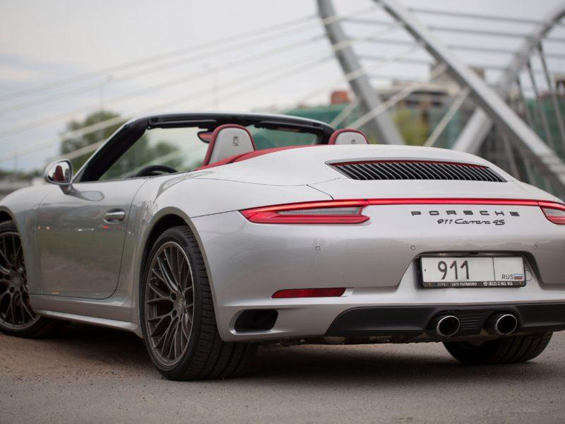Porsche Carrera 4S Cabriolet - фото 2
