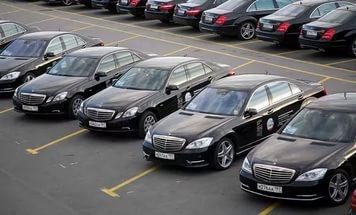 Аренда автомобилей на ПМЭФ