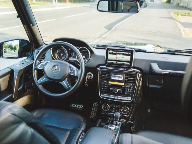 Mercedes G 350 (Гелендваген) - фото 4