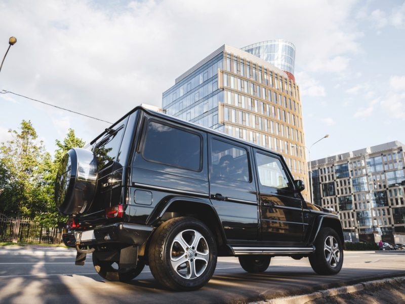 Mercedes G 350 (Гелендваген) - фото 3
