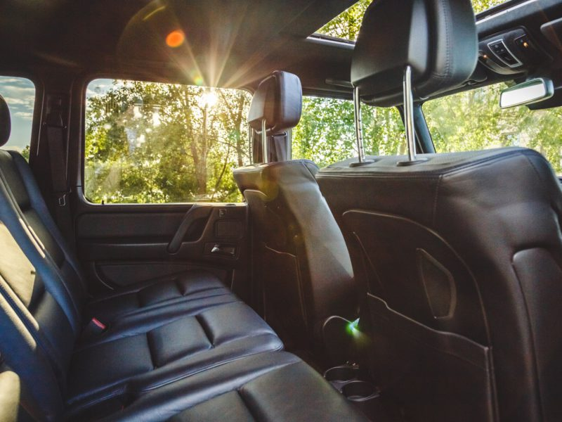 Mercedes G 350 (Гелендваген) - фото 5