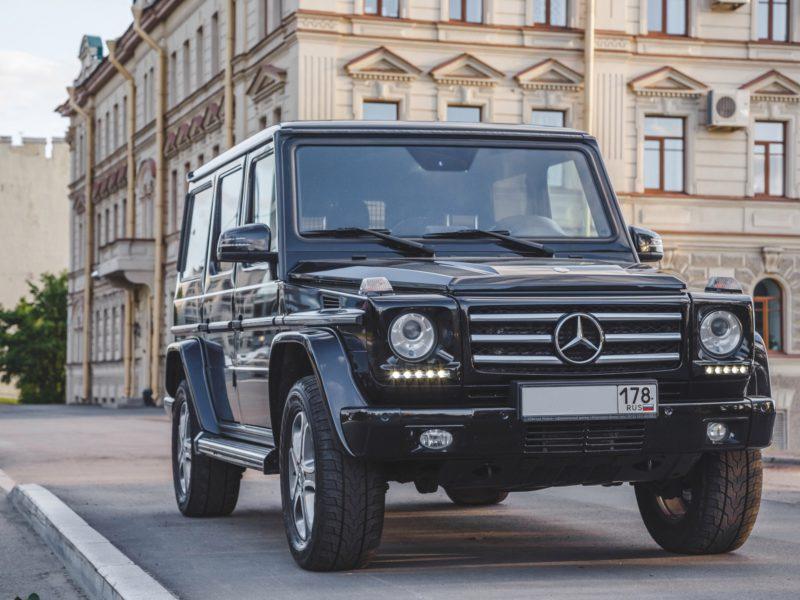 Mercedes G 350 (Гелендваген) - фото 2
