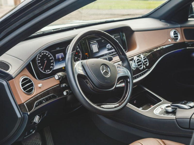 Mercedes S 500 W222 Long - фото 4