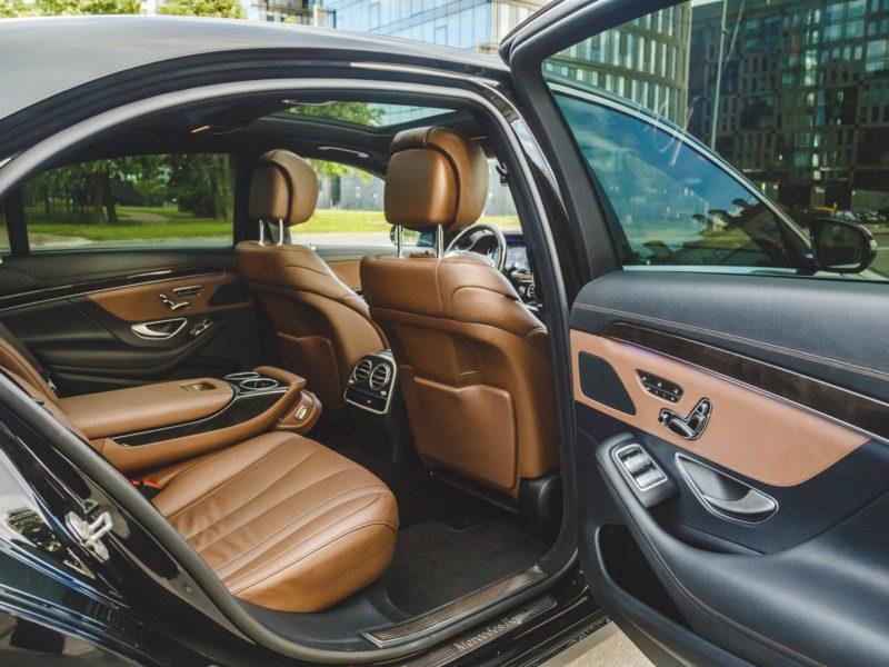 Mercedes S 500 W222 Long - фото 5