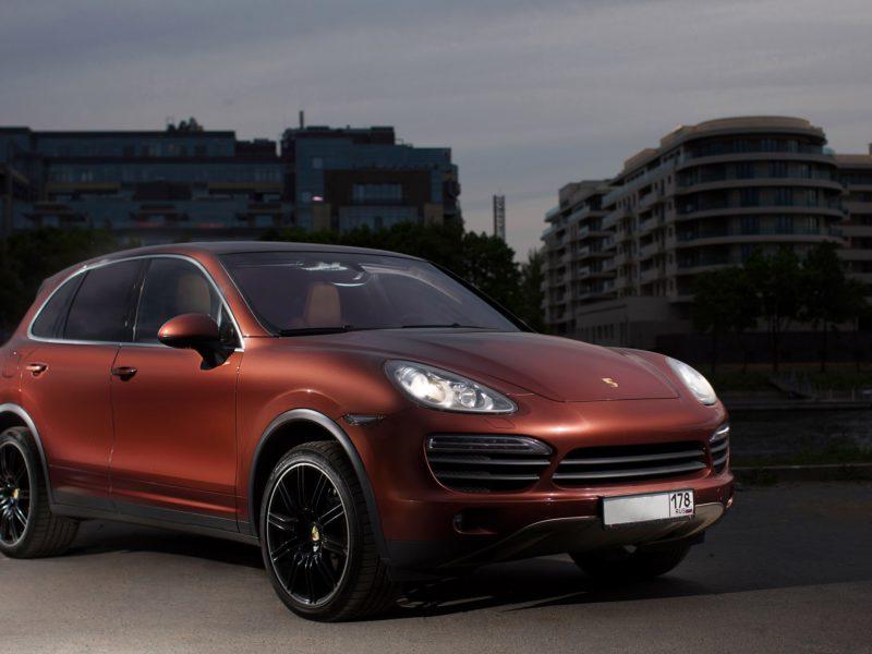 Porsche Cayenne S - фото 1