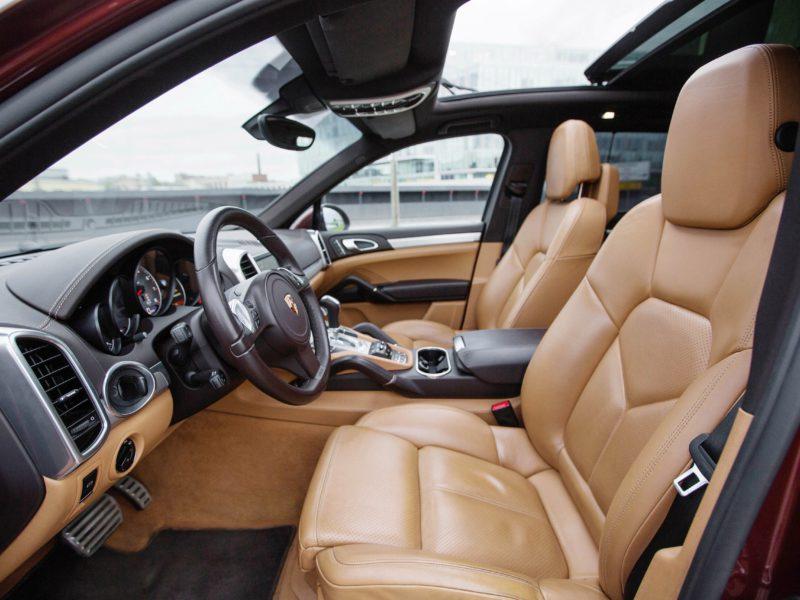 Porsche Cayenne S - фото 5