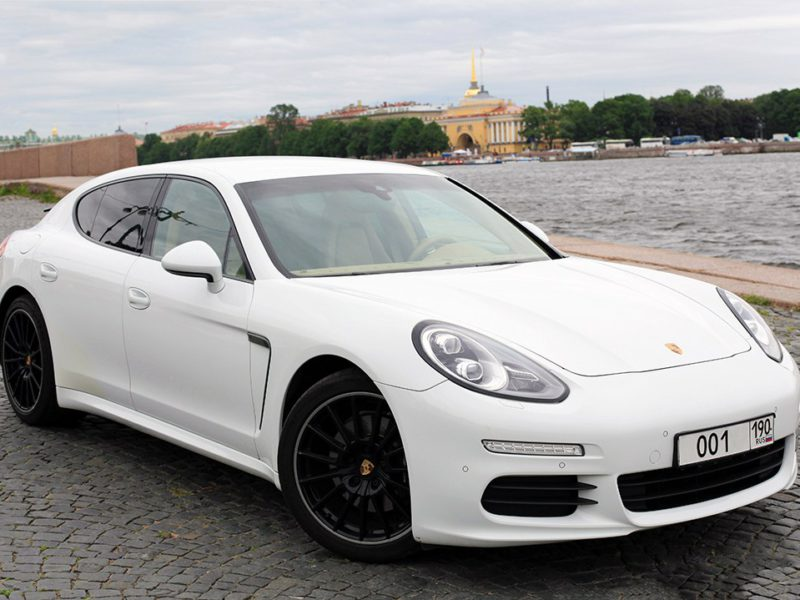 Porsche Panamera на сутки - фото 2