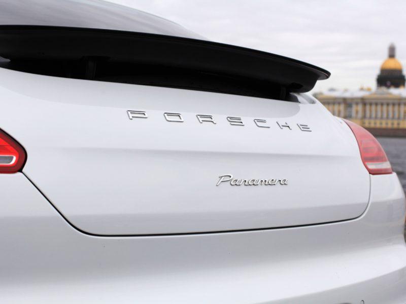 Porsche Panamera на сутки - фото 3