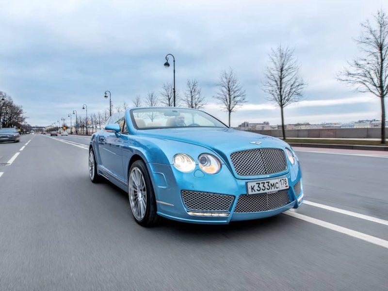 Bentley Continental GTC - фото 2