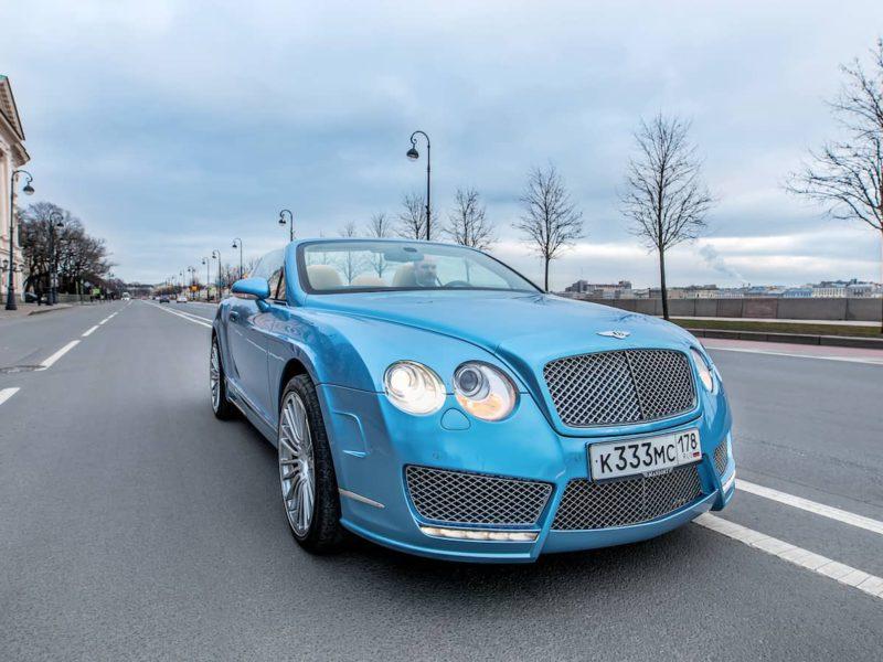Bentley Continental GTC - фото 3