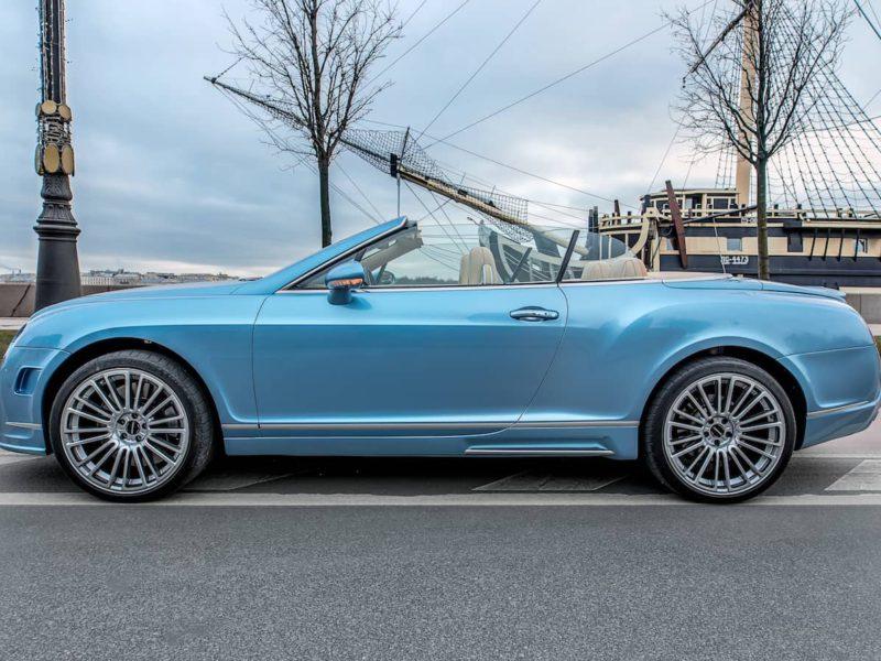 Bentley Continental GTC - фото 5