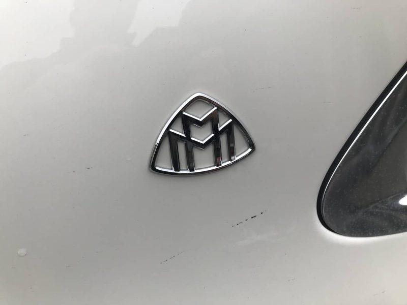Mercedes W222 Maybach — White - фото 5