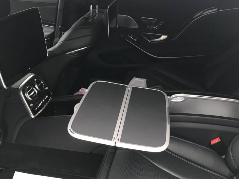 Mercedes W222 Maybach — White - фото 8
