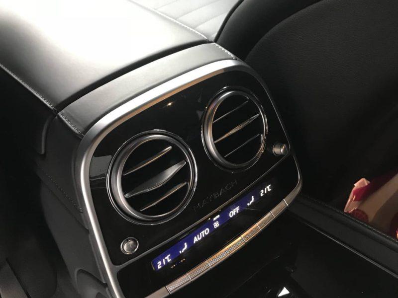Mercedes W222 Maybach — White - фото 9