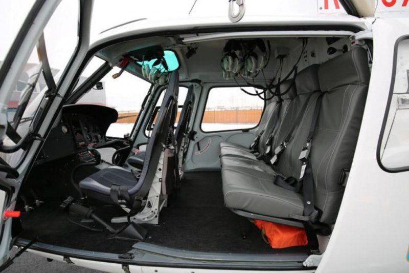 Вертолет Eurocopter AS355 - фото 1