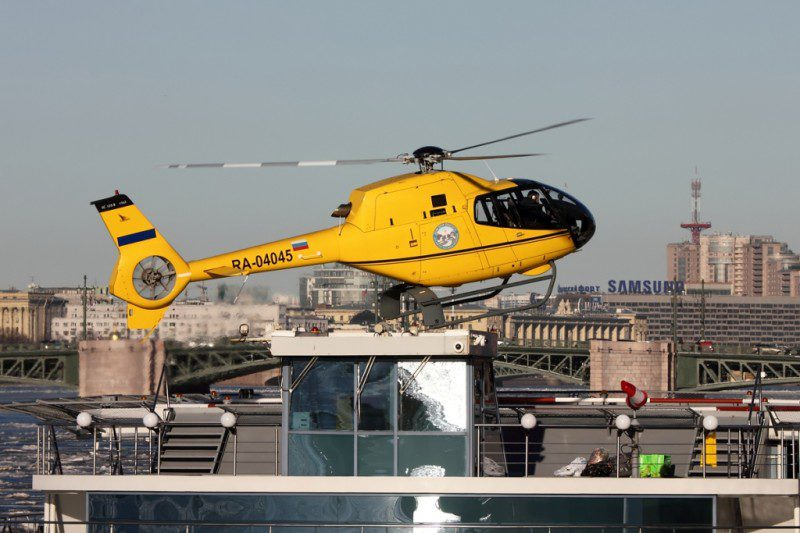 Вертолет Eurocopter EC120B - фото 1