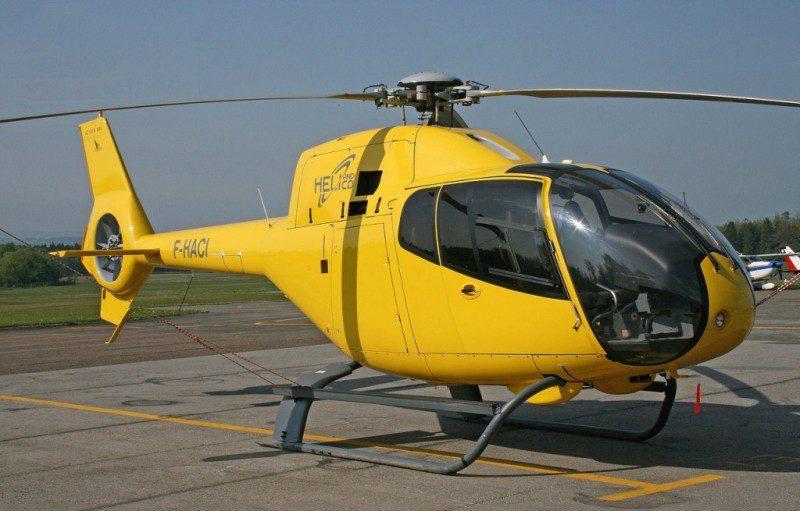Вертолет Eurocopter EC120B - фото 2