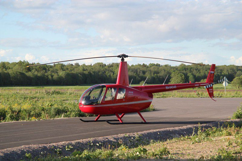 Вертолет Robinson R44 - фото 2
