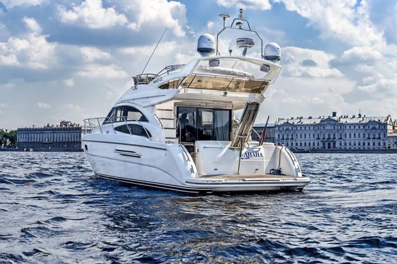 Яхта Princess 42 - фото 3