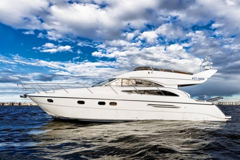 Яхта Princess 50 - фото 1