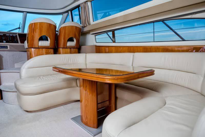 Яхта Princess 50 - фото 4