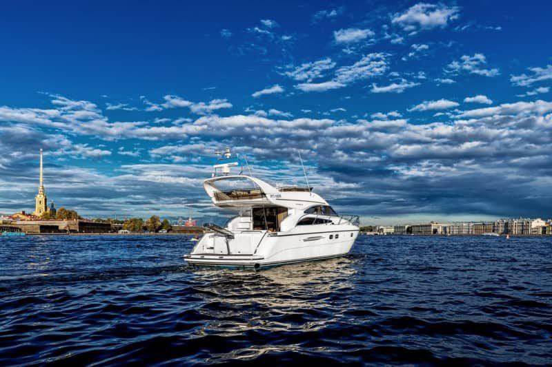 Яхта Princess 50 - фото 5