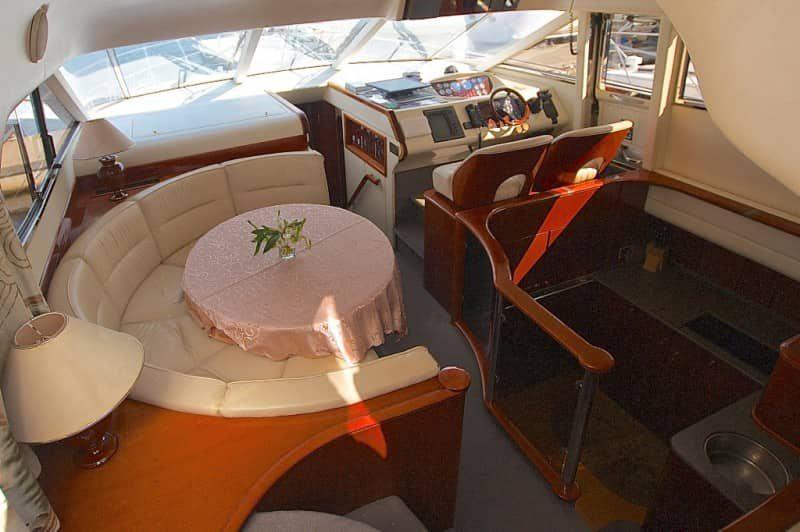 Яхта Princess 60 - фото 5